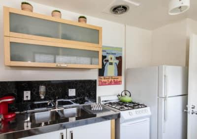 Room 1 kitchen